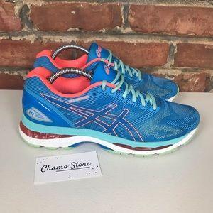 ASICS Gel-Nimbus 19 running shoes Sz 10